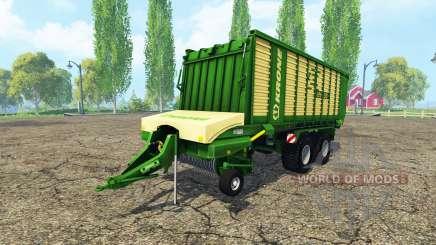 Krone ZX 450 GD для Farming Simulator 2015