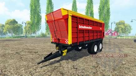 Schuitemaker Siwa 720 для Farming Simulator 2015