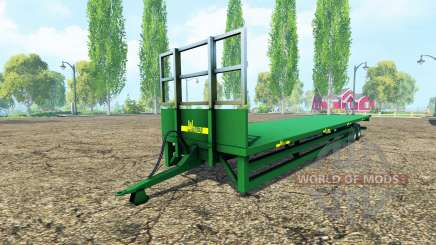 AWTrailer 42Ft autoloading для Farming Simulator 2015
