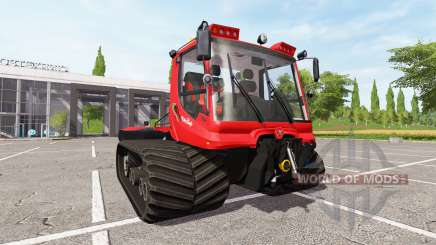 PistenBully 600 для Farming Simulator 2017