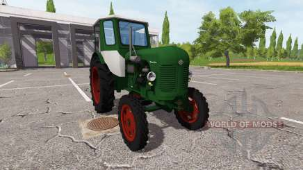 Famulus RS 14-36 v3.0 для Farming Simulator 2017