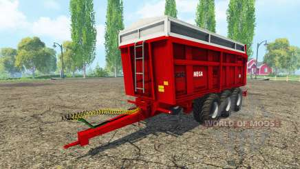 ZDT Mega 25 для Farming Simulator 2015