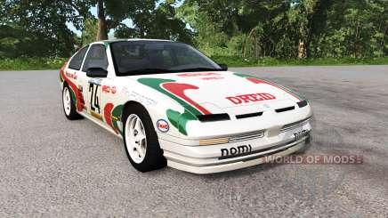 Ibishu 200BX ibishu racing team для BeamNG Drive