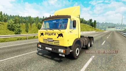 КамАЗ 54115 для Euro Truck Simulator 2