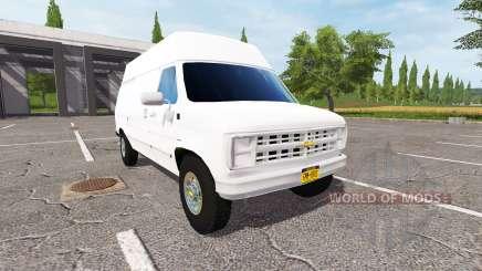 Chevrolet G20 для Farming Simulator 2017