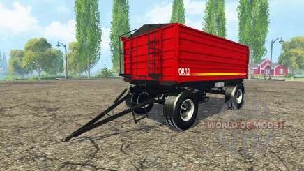 METALTECH DB 12 для Farming Simulator 2015