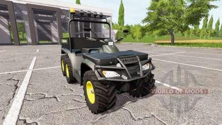 Polaris Sportsman Big Boss 6x6 для Farming Simulator 2017
