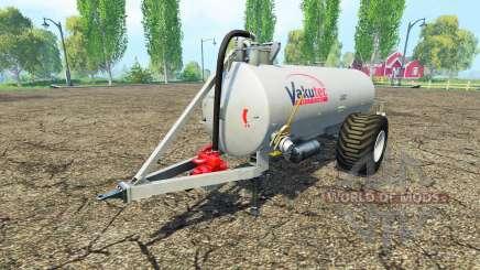 Vakutec VA 10500 для Farming Simulator 2015