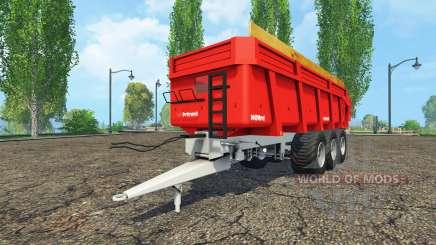Brimont BB 24 TRD для Farming Simulator 2015