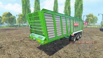 BERGMANN HTW 85 для Farming Simulator 2015