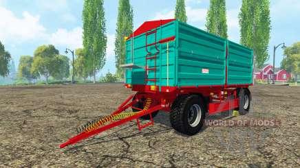 Schmidt для Farming Simulator 2015