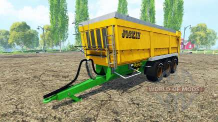 JOSKIN Trans-Space 8000-23 для Farming Simulator 2015