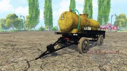 Trailer tank для Farming Simulator 2015