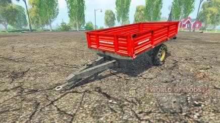 Herculano S1ET для Farming Simulator 2015