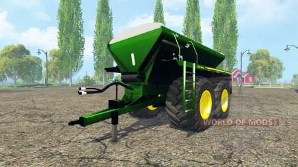 John Deere DN345 v2.1 для Farming Simulator 2015