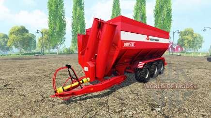 Massey Ferguson GTW 430 для Farming Simulator 2015