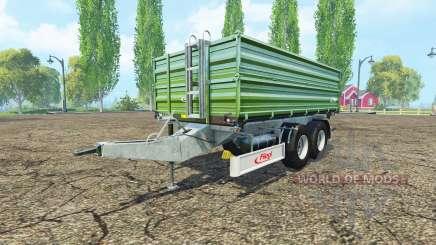 Fliegl TDK 160 для Farming Simulator 2015