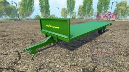 AWTrailer 12T для Farming Simulator 2015
