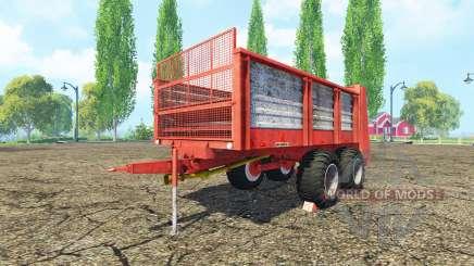 ANNABURGER HTS 101.04 для Farming Simulator 2015