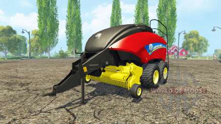 New Holland BigBaler 340 для Farming Simulator 2015