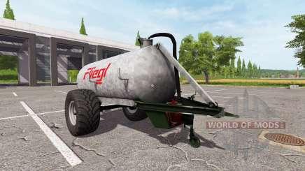 Fliegl 5000 для Farming Simulator 2017