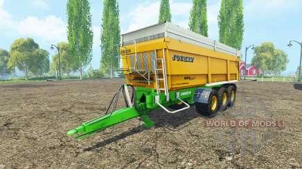 JOSKIN Trans-Space 8000-23 multifruit для Farming Simulator 2015