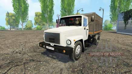 ГАЗ САЗ 35071 v1.1 для Farming Simulator 2015