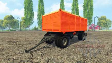 НефАЗ 8560 v3.0 для Farming Simulator 2015