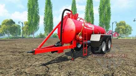 Fliegl VFW 15000 для Farming Simulator 2015