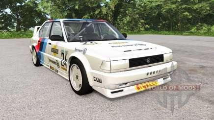 ETK I-Series motorsport для BeamNG Drive