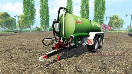 Wienhoff VTW 20200 v3.0 для Farming Simulator 2015