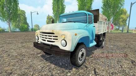 ЗиЛ 130 коротыш для Farming Simulator 2015