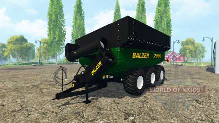 Balzer 2000 для Farming Simulator 2015