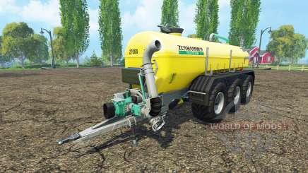 Zunhammer SK 27000 v3.0 для Farming Simulator 2015