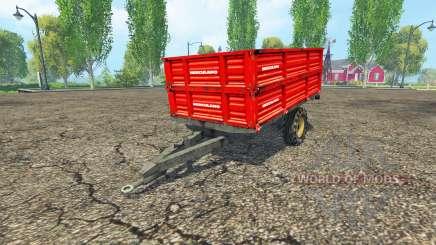 Herculano S1ET v3.0 для Farming Simulator 2015