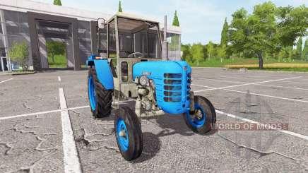 Zetor 3011 для Farming Simulator 2017