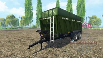 BRANTNER TA 23065 для Farming Simulator 2015