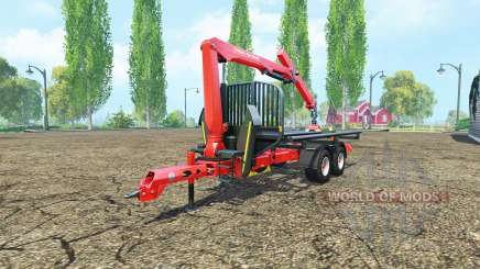 Stepa FHL13 AK для Farming Simulator 2015