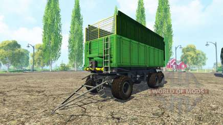 Demmler TSM Mammut для Farming Simulator 2015
