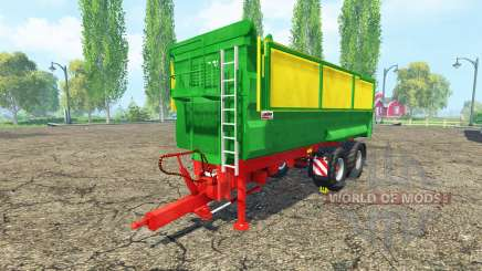 Kroger MUK 303 v1.01 для Farming Simulator 2015