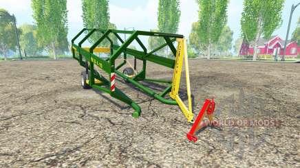 Ballenboy FSB 25-6-110 v2.0 для Farming Simulator 2015