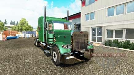 Peterbilt 389 v1.9 для Euro Truck Simulator 2