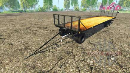 Fliegl DPW 180 v4.1 для Farming Simulator 2015