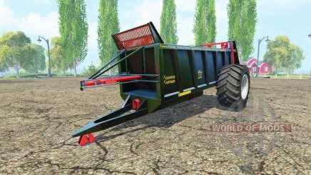 Marshall VES2500 для Farming Simulator 2015