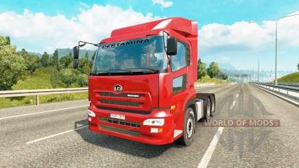 Nissan Quon для Euro Truck Simulator 2