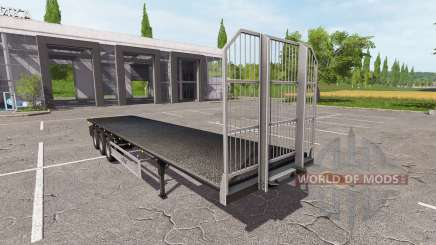 Fliegl autoload v3.0 для Farming Simulator 2017
