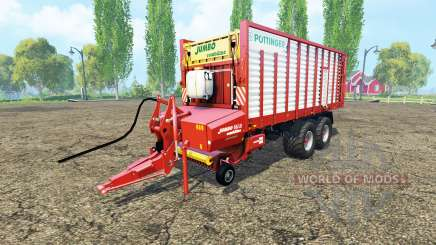 POTTINGER Jumbo 6610 для Farming Simulator 2015
