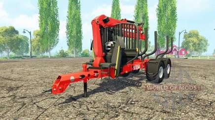 Stepa FHL 16 AK v1.3.1 для Farming Simulator 2015