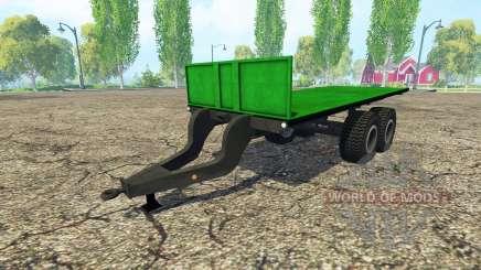 ПТС 9 для Farming Simulator 2015