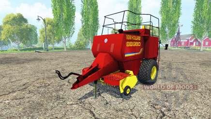 New Holland BB 980 для Farming Simulator 2015
